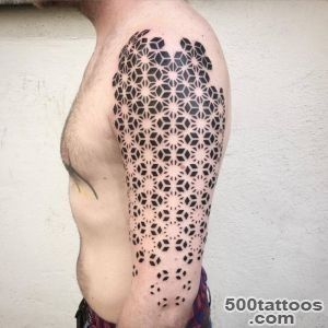 Neo-Tattoo-Art-—-Blackwork-geometric-pattern-tattoo-on-the-left_14jpg