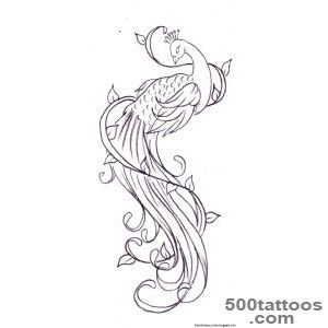All Tattoo Design Peacock Tatoo_39