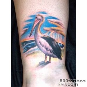 Top Tribal Pelican Tattoo Images for Pinterest Tattoos_18
