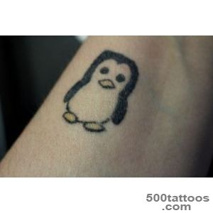 40+ Awesome Penguin Tattoos_9