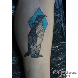 Penguin Tattoo  Best tattoo ideas amp designs_34