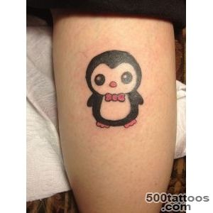 Penguin tattoos   Tattooimagesbiz_11