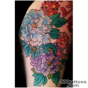 30 Amazing Peony Tattoo Designs to try this Year_20