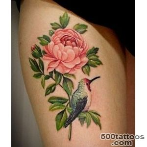 50 Peony Tattoo Designs and Meanings  Art and Design_4