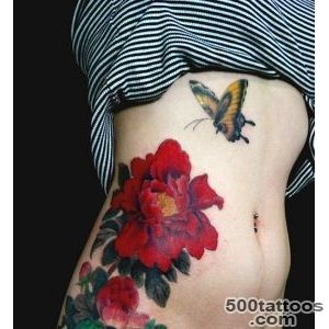 50 Peony Tattoo Designs and Meanings  Art and Design_10