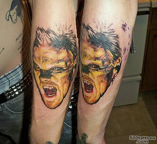 Permanent Ink Tattoos in Sneads Ferry, NC   YellowBot_41