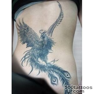110 Stunning Phoenix Tattoos And Their Meanings [2016]_5