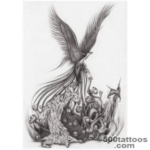 Phoenix Tattoo Images amp Designs_43