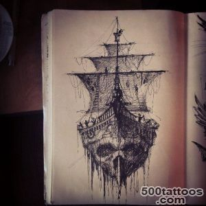 3D Pirate Tattoos   3D Tattoos_28