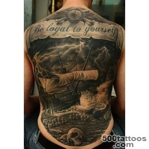 10 Arrr mazing Pirate Tattoos  Tattoocom_36