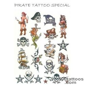 Special Pirate Tattoos   Tattoes Idea 2015  2016_17