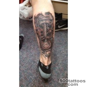 Pin Gears And Pistons Tattoo on Pinterest_12