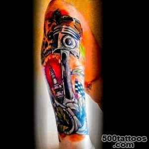 Pin Piston Tattoos on Pinterest_48