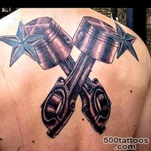 Pin Piston Tattoos on Pinterest_50
