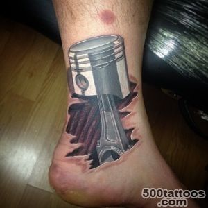 Piston tattoo  Best Tattoo Ideas Gallery_30