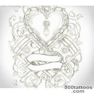 Top Wrench Tattoo Flash Images for Pinterest Tattoos_46