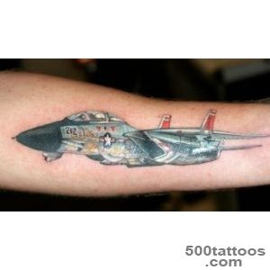 Tattoos In Flight The Boldest, Most Bad Ass Airplane Body Ink  WIRED_33