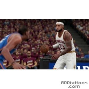 NBA 2K makers being sued over players#39 tattoos_49