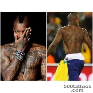 Top 8 Most Tattooed Football Players_2