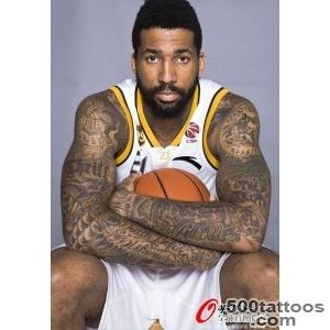 Top 10 Most Craziest Tattooed NBA Players Sporteology_3