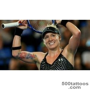 Top Tennis Player Tattoos   Tennis Now Countdown Show   YouTube_33
