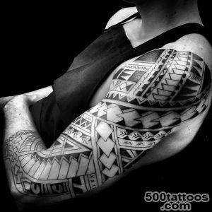 35 Best Samoan Tattoo Designs   Amazing Tribal Patterns_27