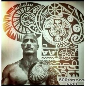 48 Coolest Polynesian Tattoo Designs_7
