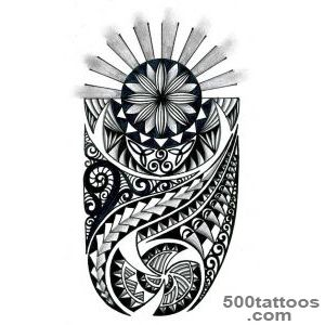 48 Coolest Polynesian Tattoo Designs  Polynesian Tattoo Designs _15