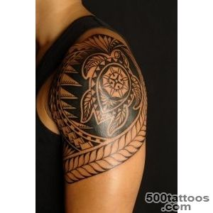 52 Best Polynesian Tattoo Designs with Meanings   Piercings Models_10