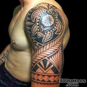 100 Popular Polynesian Tattoo Designs amp Meanings [2016]_21