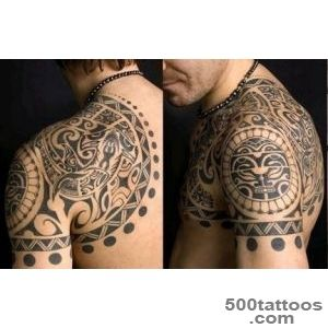 100 Popular Polynesian Tattoo Designs amp Meanings [2016]_25