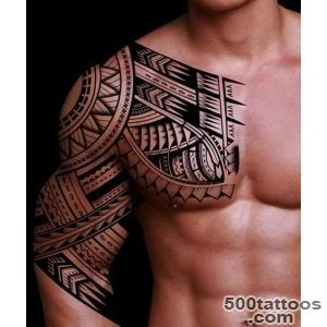 Polynesian Tattoos, Designs And Ideas  Page 14_12