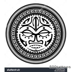 Polynesian Tattoo Stock Photos, Images, amp Pictures  Shutterstock_44