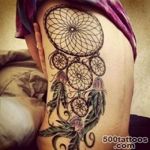 One of the most popular tattoo designs is that of the dreamcatcher _30
