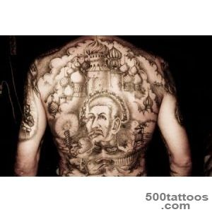 25 Awesome Russian Prison Tattoos   SloDive_38