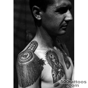 45 Tough Prison Tattoos and their Meanings   Watch Yourself_2