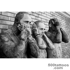 45 Tough Prison Tattoos and their Meanings   Watch Yourself_10
