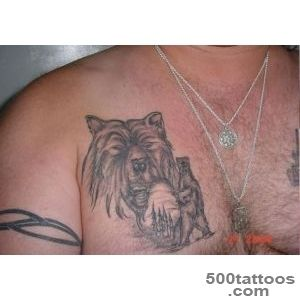33 Unique Bear Tattoo Designs  CreativeFan_48