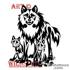 Pin Wolf Pup Tattoos Protective Father Tattoo on Pinterest_37