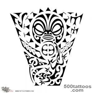 Tattoo of Tiki, Figure, protection tattoo   custom tattoo designs _29