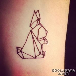20 Rabbit Tattoo Images, Pictures And Design Ideas_7