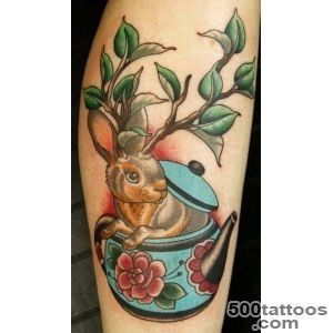 26 Rabbit Tattoos   Hop to Pop_25