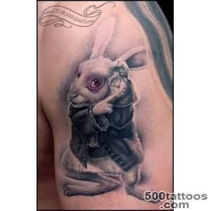 Rabbit Tattoo Designs   Tattoes Idea 2015  2016_34