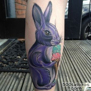 Rabbit Tattoo Meanings  iTattooDesignscom_40