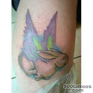 Rabbit Tattoos  Tattoo Designs, Tattoo Pictures_21