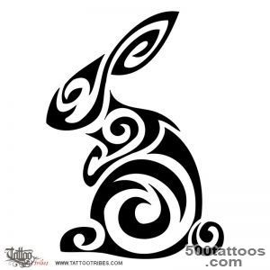 Year Of The Rabbit Tattoo   Tattoes Idea 2015  2016_28