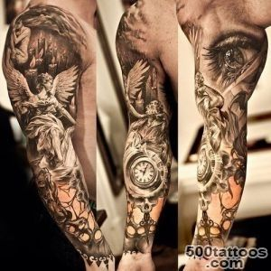 21+ Full Sleeve Religious Tattoos_2