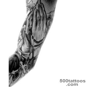 100 Christian Tattoos For Men   Manly Spiritual Designs_14