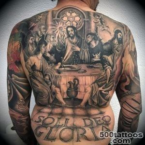 100 Religious Tattoos For Men   Sacred Design Ideas_31