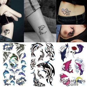 Aliexpresscom--Buy-New-body-art-Fake-Dolphins-temporary-tattoo-_16jpg